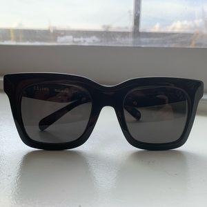 Céline Luca CL 41411 F/S Black Sunglasses
